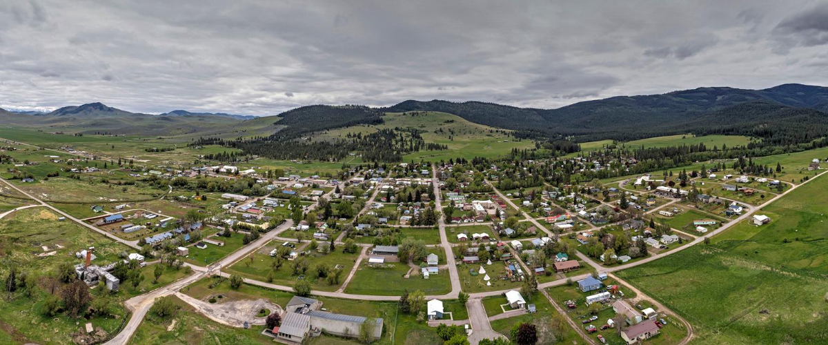 Hot Springs Montana Lodging RV Park